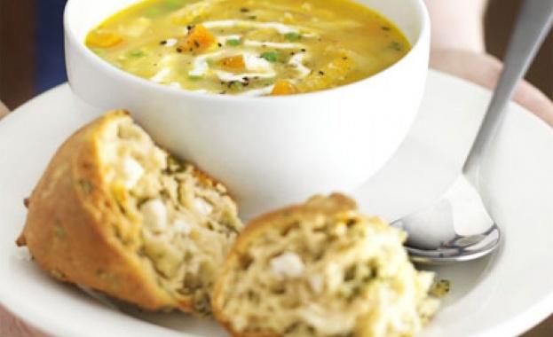 Конкурсът за най-вкусна традиционна домашна супа започна точно в 12:00