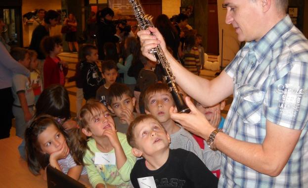 Безплатна детска образователна програма на БНР на 15 март