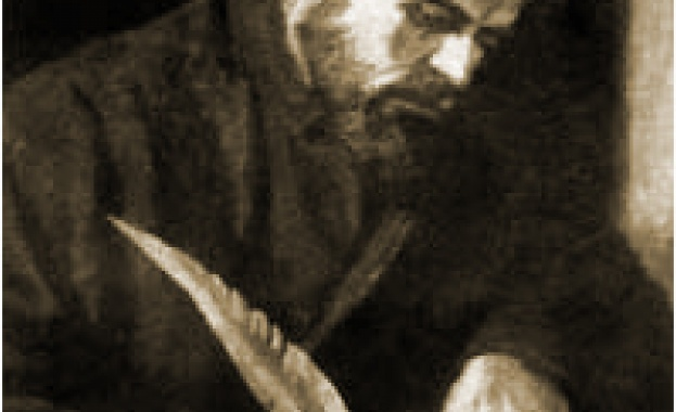 Св. ап. Юда, когото наричали още Тадей и Левий, един