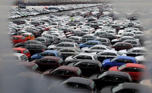Ръст в продажбите на нови автомобили
