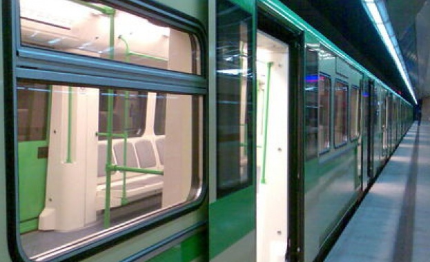 Приеха имена на метростанциите по третата линия в София