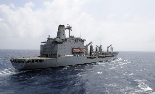Пристанищните власти в Чарлстън, щата Южна Каролина, разследват след сигнал