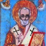 Св. Николай, архиеп. Мирликийски, Чудотворец (Никулден)