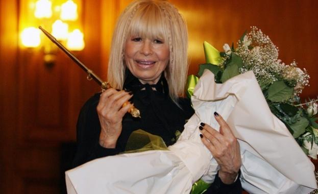 В годината на своя юбилей Лили Иванова отново се втурва в национално турне