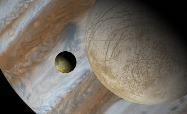 1610 г. - Галилео Галилей открива спътника на Юпитер Калисто.1822