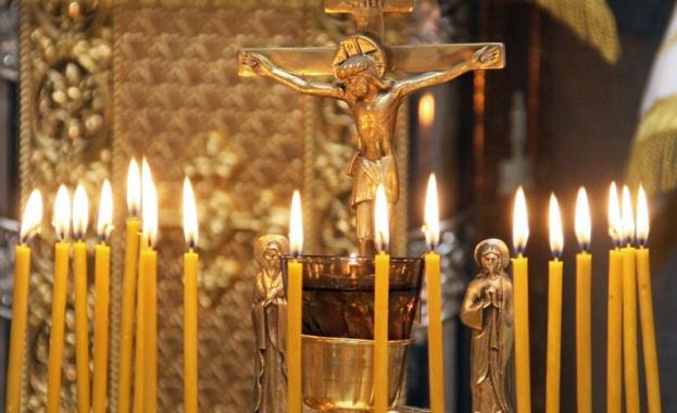 Житие на светите 20 000 мъченици, изгорени в Никомидия Когато