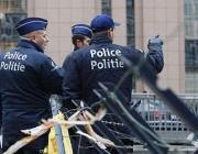 Опит да прегазят полицаи в Брюксел