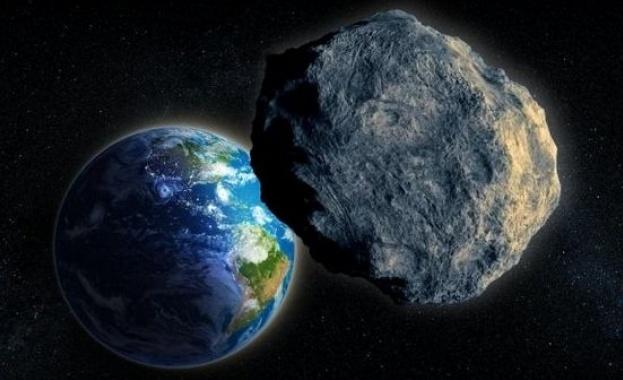 Утре астероидът 2012 TC4 ще премине покрай Земята (видео)