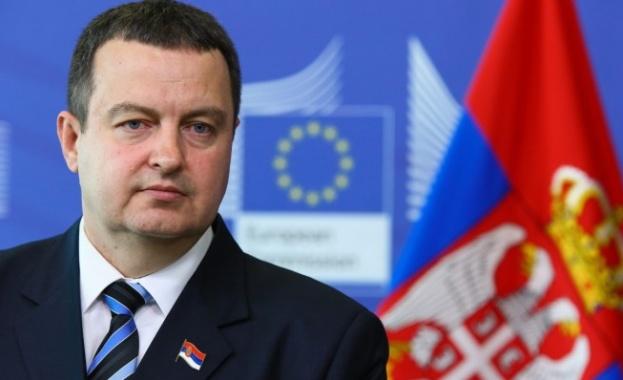 Дачич: Сърбия няма да измени отношението си към Русия