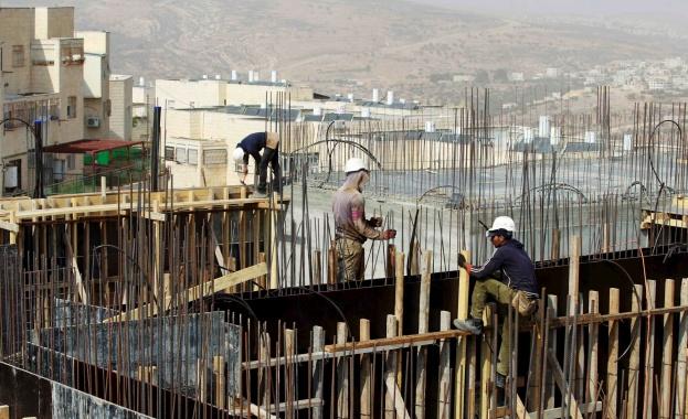 На Западния бряг започна строителството на първото ново еврейско селище