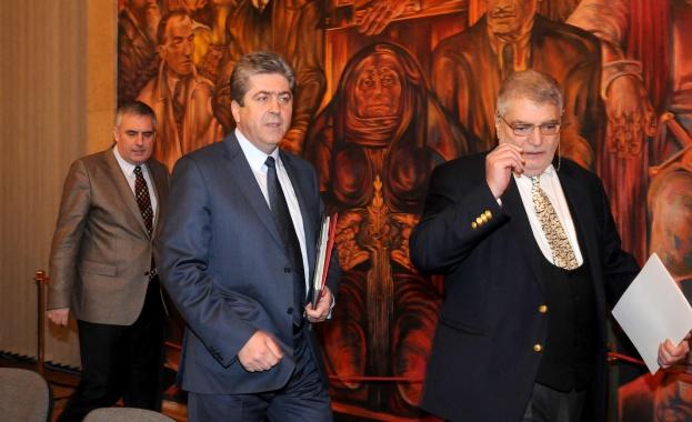 АБВ: Първанов никога не е посещавал дома на Борисов
