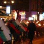 """Националисти се събират на """"Луков марш"""" в столицата"""