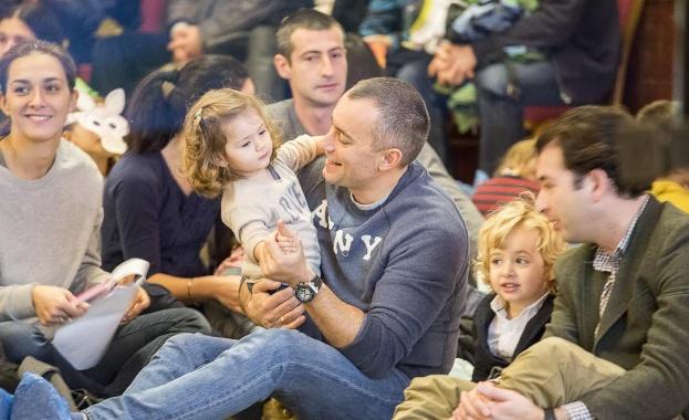 Виртуозен Концерт на възглавници за най-малките