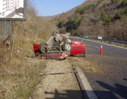 България е страната с най-много жертви на пътни инциденти в ЕС