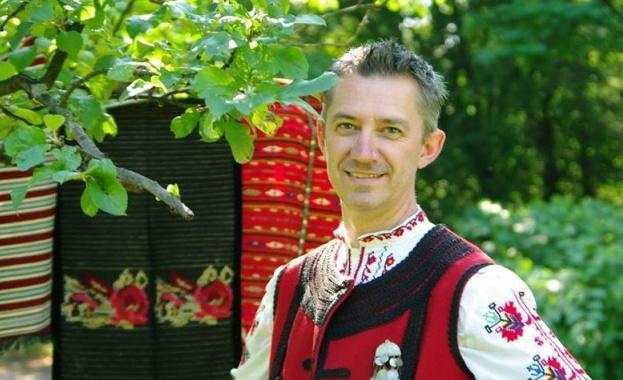 Стоян Варналиев: Фолклорът е нашето богатство