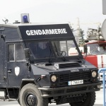 Жандармерия блокира ромския квартал в Хасково
