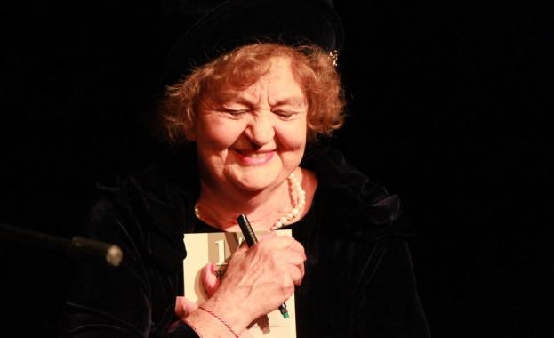 Легендарната Татяна Лолова днес навършва 85 години