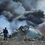 Намериха телата на руските пилоти, паднали в Азовско море