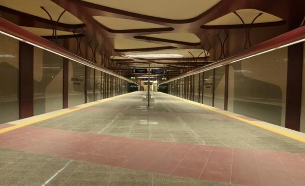 """Съмнителен багаж затвори метростанция """"Европейски съюз"""""""