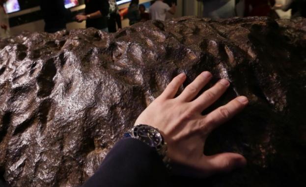 Холандски учени съобщиха за откриването на рядък метеорит, датиращ отпреди
