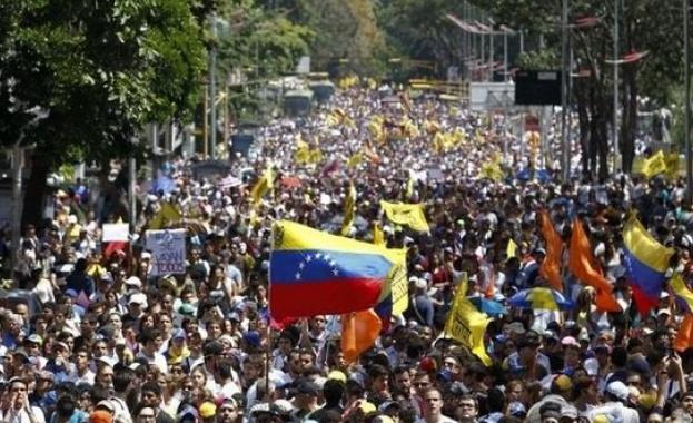 /КРОССВенецуела повиши тройно минималната месечна заплата до 3 милиона боливара,