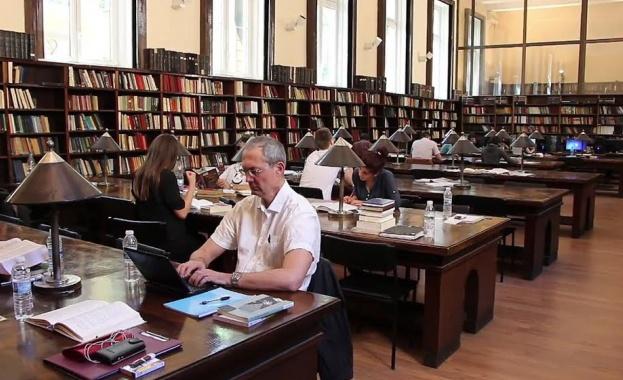 Библиотеките остават основен източник за набавяне на академична литература