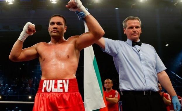 Кубрат Пулев печели световната титла без бой?