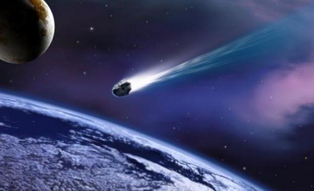 Мисия на НАСА достигна до астероид на 80 милиона км