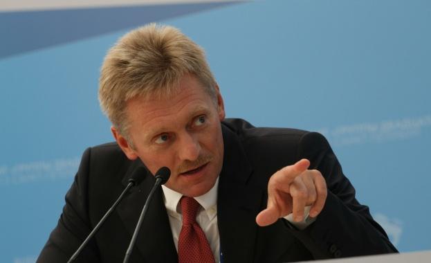 """Песков: Службата за сигурност на Украйна действа """"възмутително"""""""