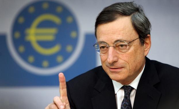 Гуверньорът на Европейската централна банка Марио Драги ще ръководи последното
