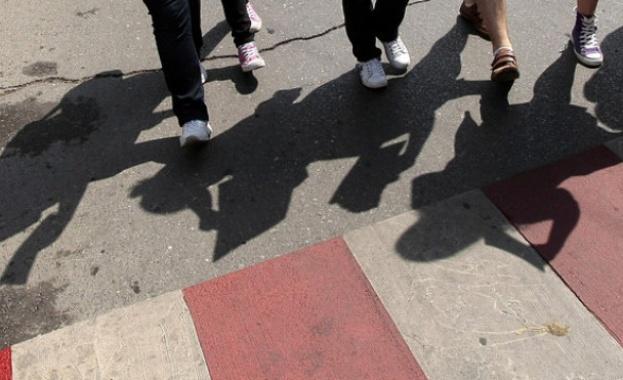Сериозно се е увеличил броят на инцидентите на пешеходни пътеки