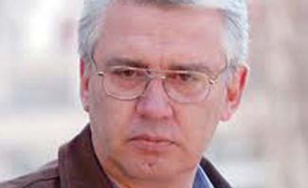 Интервю с Валентин Попов, председател на най-големия синдикат в МВР.