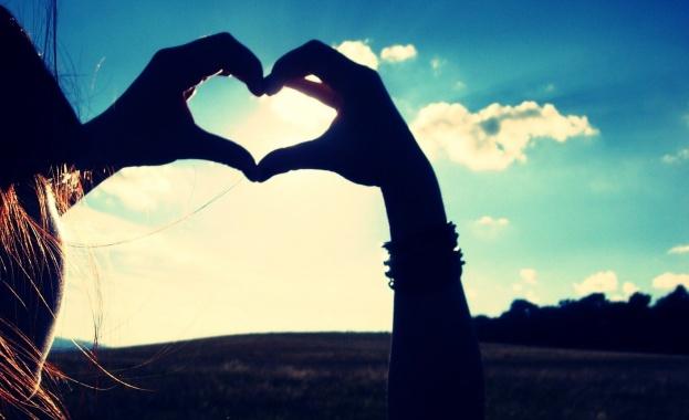 Най-добрата любов е онази, която...