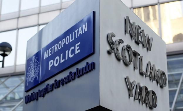 Скотланд Ярд не коментира информацията на таблоида