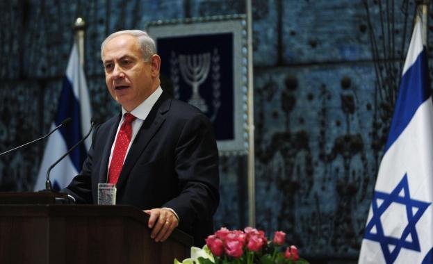 В неделя министър-председателят на Израел Бенямин Нетаняху започна своето петдневна