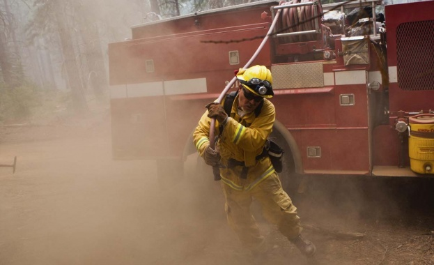 2300 горски в готовност при сигнали за пожари