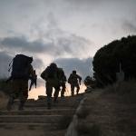 Израел строи стена по границата си с Ливан