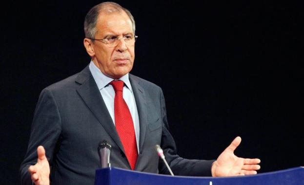 Лавров: Ударът на САЩ е незаконен и нарушава суверенитета на Сирия