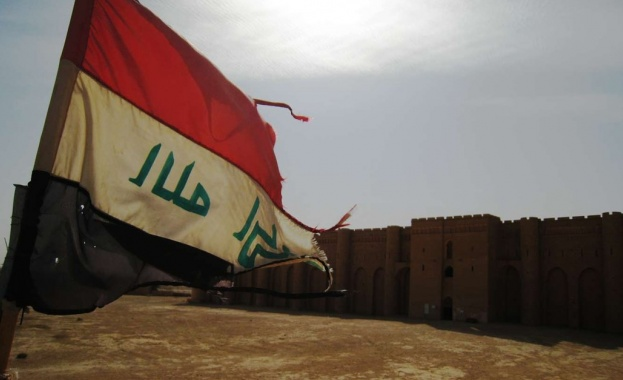Взривилият се вулкан на Ирак