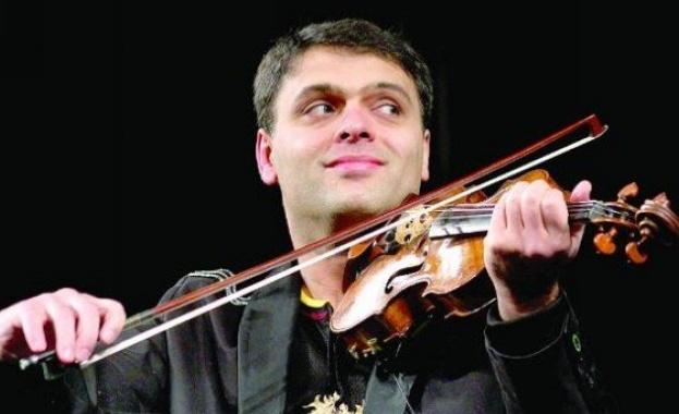 В Плевен очакват с огромен интерес първият концерт от турнето на цигуларя Васко Василев