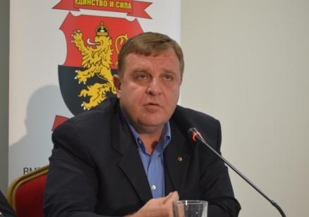 Каракачанов: Следващото правителство трябва да показва едно национално съгласие