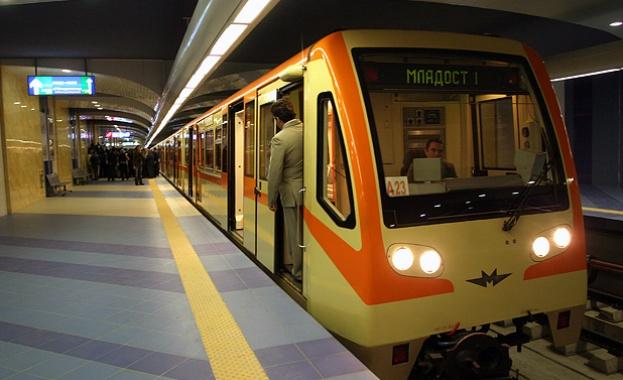 Движението на метрото е възстановено