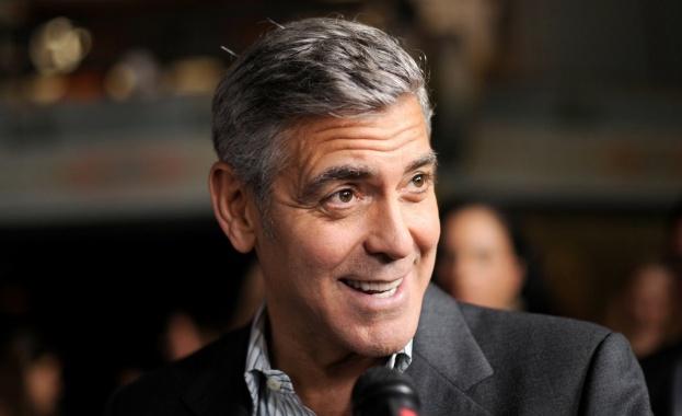 Джордж Клуни забогатя със стотици милиони. Но не с роля