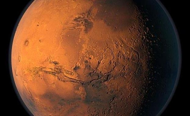 Откриха 8 глетчера на Марс