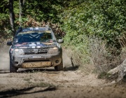 Dacia Rally Team преди големия финал