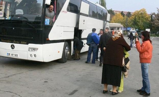 За изборен туризъм сигнализира кметът на община Ветово Георги Георгиев.