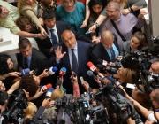 Борисов пак се постави над закона, нищо, че е в малцинство