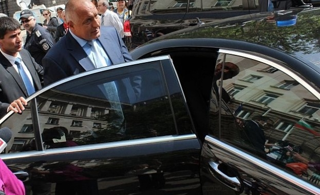 Полковник Красимир Станчев вече официално оглави НСО, съобщиха за медиите