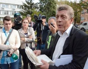 """Студенти протестираха в подкрепа на Борислава, """"Булфото"""""""