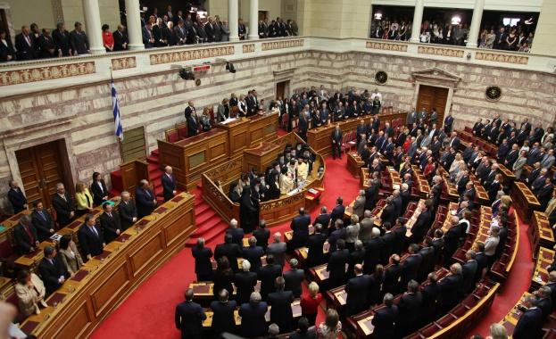 В гръцкия парламент гласуват намаляване на данъци и цени на хранителните стоки